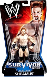 Mattel WWE Wrestling Survivor Series Heritage PPV Series 11 Action Figure Sheamus