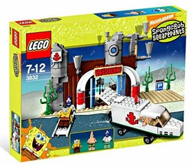 LEGO Spongebob Squarepants Set #3832 Emergency Room