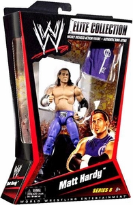 Mattel WWE Wrestling Elite Series 6 Action Figure Matt Hardy
