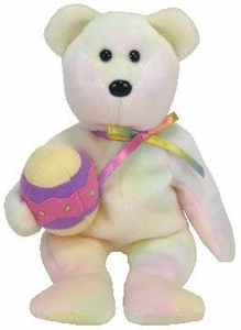 Ty Beanie Baby Eggs 2006 the Easter Bear