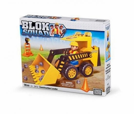Mega Bloks Blok Squad Set #2412 Construction Loader