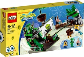 LEGO Spongebob Squarepants Set #3817 Flying Dutchman