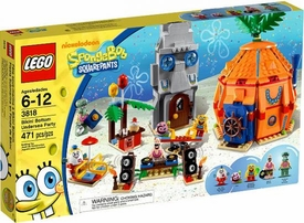 LEGO Spongebob Squarepants Set #3818 Bikini Bottom Undersea Party