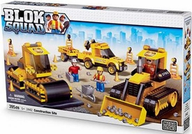 Mega Bloks Blok Squad Set #2442 Construction Site