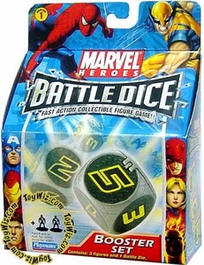 Marvel Battle Dice Booster Pack