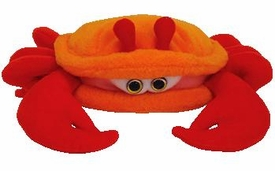 Ty June 2006 Beanie Baby of the Month Grumbles the Crab