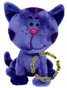 Ty Beanie Baby Blue's Clues & Friends Periwinkle