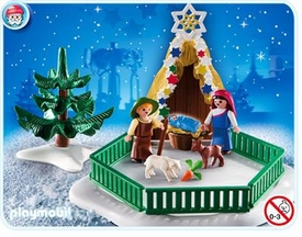Playmobil Christmas Set #4885 Nativity Scene