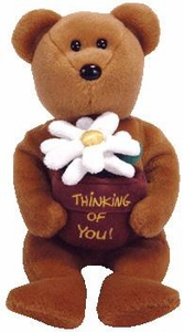 Ty Beanie Baby Store Exclusive You're Special Thinking of You Bear