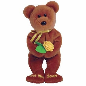Ty Beanie Baby Bandage The Bear