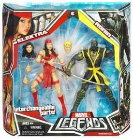Marvel Legends Action Figure 2-Pack Elektra & Ronin