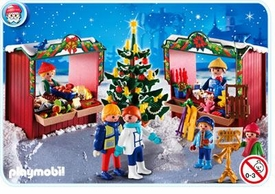 Playmobil Christmas Set #4891 Christmas Market