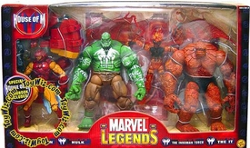 Marvel Legends House of M Action Figure Gift Pack Boxed Set
