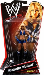 Mattel WWE Wrestling Basic Series 7 Action Figure Michelle McCool