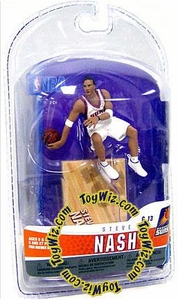 McFarlane Toys NBA 3 Inch Sports Picks Series 5 Mini Figure Steve Nash (Phoenix Suns)