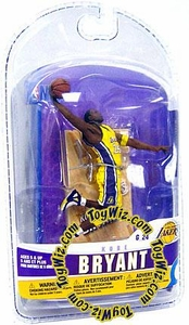 McFarlane Toys NBA 3 Inch Sports Picks Series 5 Mini Figure Kobe Bryant (Los Angeles Lakers)