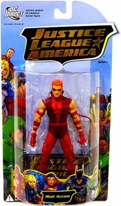 DC Direct Justice League of America Series 1 Action Figure Red Arrow