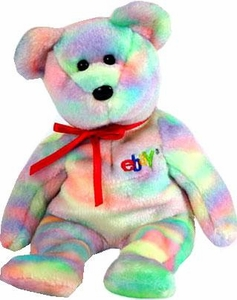 Ty Beanie Baby Bidder the Ebay Bear