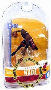 McFarlane Toys NBA 3 Inch Sports Picks Series 5 Mini Figure Dwyane Wade (Miami Heat)