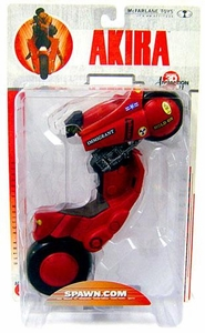 McFarlane Toys 3D Animation From Japan Series 1 Action Figure Akira: Kaneda's Bike