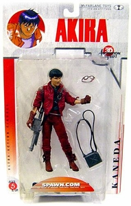 McFarlane Toys 3D Animation From Japan Series 1 Action Figure Akira: Kaneda