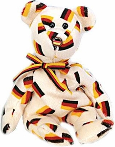 Ty Beanie Baby Deutschland the German Exclusive Bear