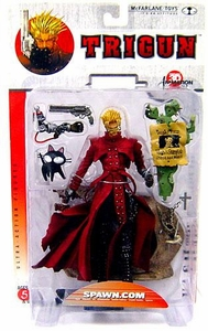 McFarlane Toys 3D Animation From Japan Series 1 Trigun: Vash the Stampede