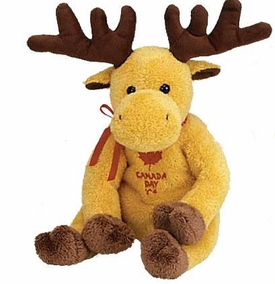 Ty Beanie Baby Internet Exclusive Dominion the Moose