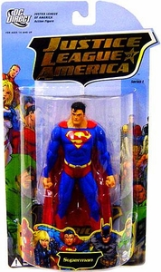 DC Direct Justice League of America Series 1 Action Figure Superman