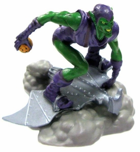 Marvel Spider-Man Exclusive 2.5 Inch PVC Figure Green Goblin