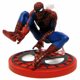 Marvel Spider-Man Exclusive 2.5 Inch PVC Figure Spider-Man [Leaping]