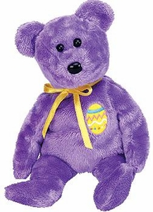 Ty Beanie Baby Eggs III the Easter Bear