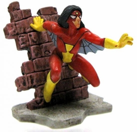 Marvel Universe Exclusive 2.5 Inch PVC Figure Spider Woman