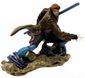 Marvel X-Men Exclusive 2.5 Inch PVC Figure Gambit