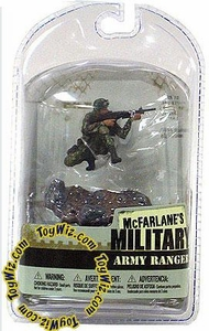 McFarlane Toys Military Soldiers 3 Inch Series 1 Mini Figure Army Ranger (*Random Ethnicity)