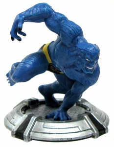 Marvel X-Men Exclusive 2.5 Inch PVC Figure Beast