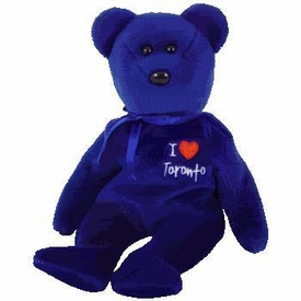 Ty Beanie Baby I Love Toronto the Bear