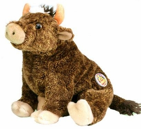 Ty January 2004 Beanie Baby of the Month Jersey the Bull
