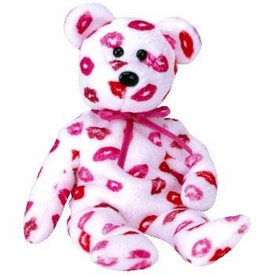 Ty Beanie Baby Kissy the Bear
