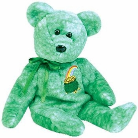Ty Beanie Baby Killarney the Bear