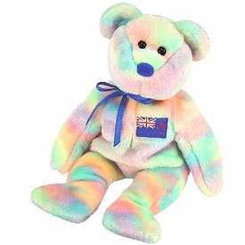 Ty Beanie Baby Exclusive Kiwiana the New Zealand Bear