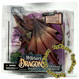 McFarlane Toys Dragons Series 5 Action Figure Eternal Dragon Clan 5