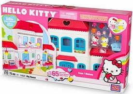Hello Kitty Mega Bloks Set #10822 Big House