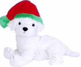 Ty December 2003 Beanie Baby of the Month Tinsel the Dog