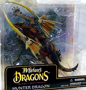 McFarlane Toys Dragons Series 6 Action Figure Ice Dragon Clan