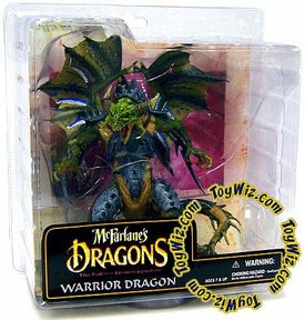 McFarlane Toys Dragons Series 6 Action Figure Warrior Dragon Clan