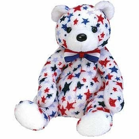 Ty Beanie Baby Internet Exclusive White the Bear