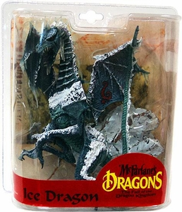 McFarlane Toys Dragons Series 7 Action Figure Ice Dragon Clan