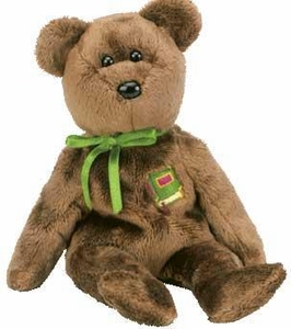 Ty Beanie Baby Exclusive William the UK / European Bear