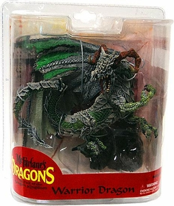 McFarlane Toys Dragons Series 7 Action Figure Warrior Dragon Clan